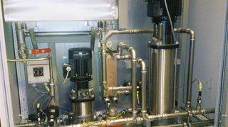 Teknikskab for termisk sprøjtning