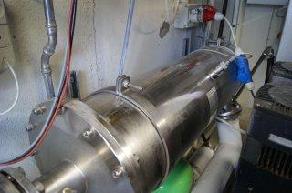 UV-vandrensningsanlæg