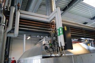 Brintforsyning til procesanlæg