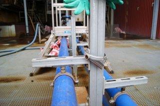 Renseanlæg for procesvand