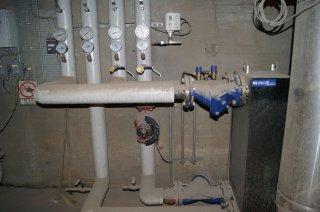Veksler for ventilationsanlæg