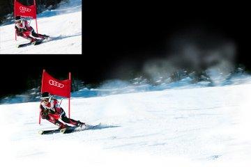 Billedbehandling ski