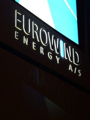 eurowind pylon med lys